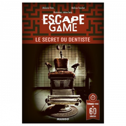 ESCAPE 14 - LE SECRET DU...