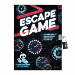 ESCAPE JUNIOR x3 AVENTURES...