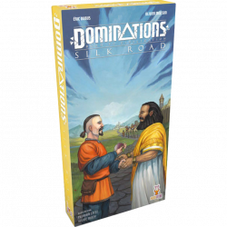 DOMINATIONS - Ext. SILK ROAD