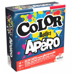COLOR ADDICT APÉRO