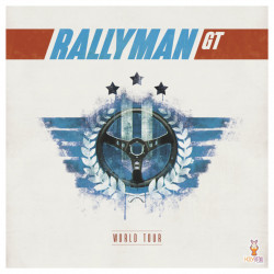 RALLYMAN GT - Ext. WORLD TOUR